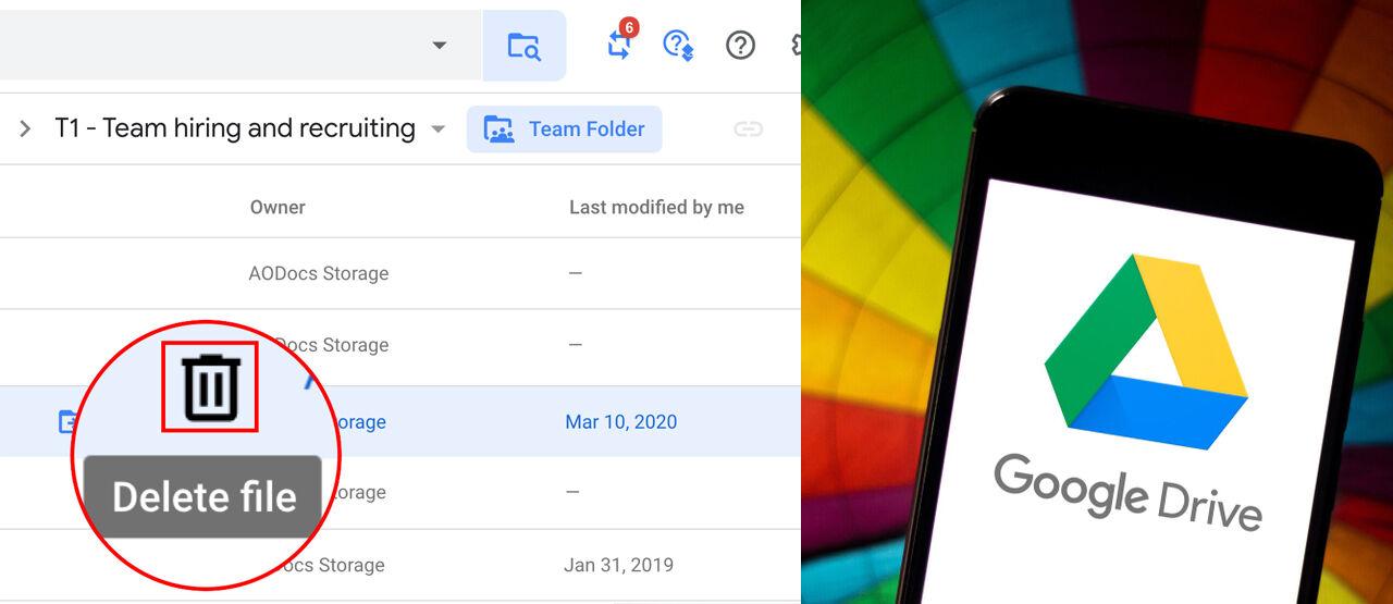 Cara Menghapus Penyimpanan Google Drive 2e308
