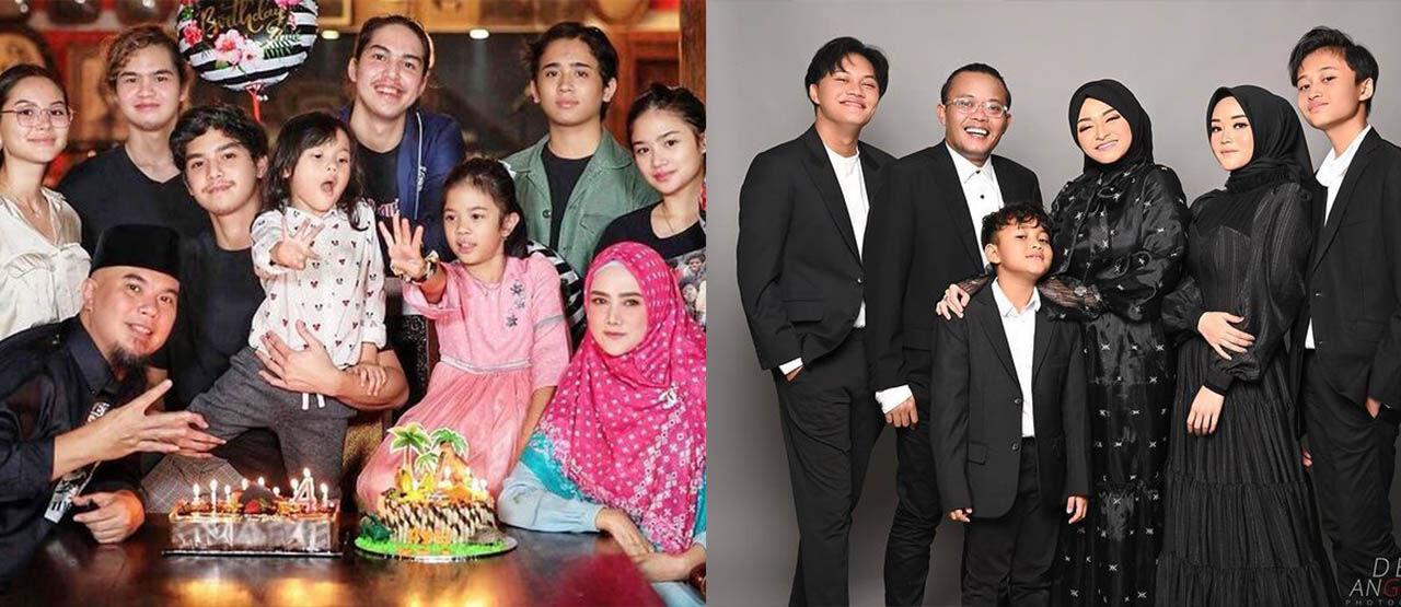 Artis Indonesia Nikahi Duda Banyak Anak Af305