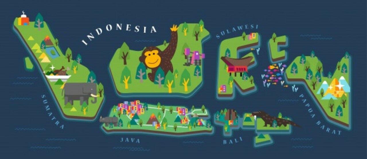 Indonesia 86591