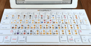 Emoji Keyboard Banner