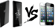 Oneplus Vs Iphone 5s