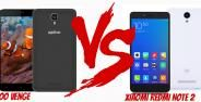 Xiaomi Redmi Note 2 Vs Axioo Venge