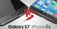 Samsung Galaxy S7 Vs Iphone 6s 12