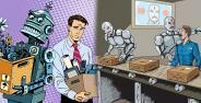 Pekerjaan Manusia Diambil Robot