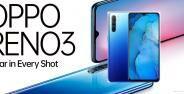 Oppo Reno3 Harga Spesifikasi Hp Kamera Canggih Dengan Harga Kompetitif 9a6b5