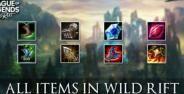 Cover Item Wild Rift 25a9f