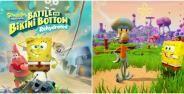 Download Spongebob Battle For Bikini Bottom Banner Eefac