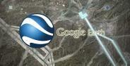 10 Tempat Yang Disembunyikan Google Earth Banner