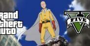Gta 5 Mod One Punch Man Banner