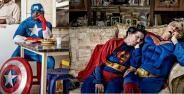 Superhero Di Dunia Nyata Banner