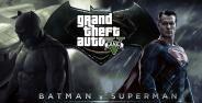 Batman Superman Gta 5 Banner