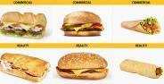 Iklan Vs Realita Makanan Cepat Saji Banner
