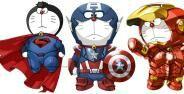 Doraemon Superhero Banner