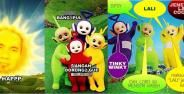 Meme Teletubbies Lucu