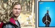 Superhero Jadi Bintang Iklan