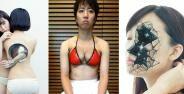 Body Painting 3d Karya Hikaru Cho Banner