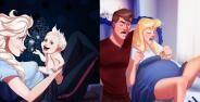 Karakter Disney Saat Punya Anak Banner