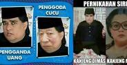 Meme Dimas Kanjeng Pengganda Uang Banner