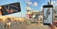10 Foto Kocak Hasil Perpaduan Obyek Dunia Nyata Dan Smartphone