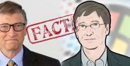 Fakta Menarik Bill Gates 11