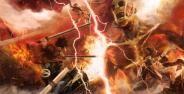 Gaya Attack On Titan Banner