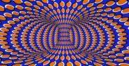 Video Ilusi Optik Banner