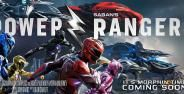 Power Rangers Movie Banner