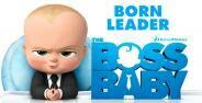 The Boss Baby Banner