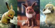 Potret Pokemon Di Dunia Nyata