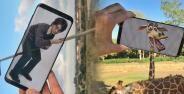 Foto Kocak Perpaduan Dunia Nyata Smartphone 2