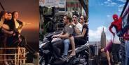 Foto Editan Photoshop Artis Hollywood