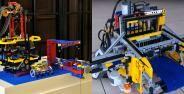 Mesin Canggih Dari Lego