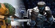 Megabots Giant Robot Duel