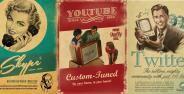 Iklan Jadul Teknologi Jaman Now