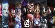 The Avengers Dewa Yunani