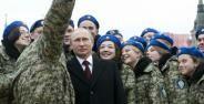 Teknologi Unik Militer Rusia