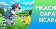 Pikachu Bisa Bicara Di Film