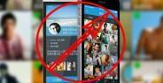 Aplikasi Dihapus Kominfo