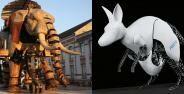 Robot Mirip Hewan Di Dunia 2e890