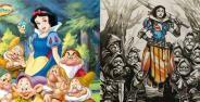 Ilustrasi Princess Disney Artemii Myasnikov Banner 0b784
