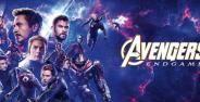 Banner Avengers End Game B8683