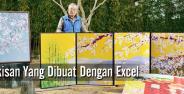 Lukisan Excel Banner