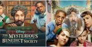 Nonton The Mysterious Benedict Society Banner Df760