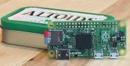 Raspberry Pi Zero Banner