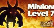 Bocoran Coc 8 Minion Level 7