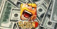Pendapatan Clash Of Clans Banner