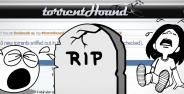 Torrenthound Ditutup Banner