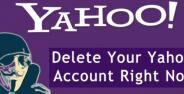 Hapus Akun Yahoo Kamu Sekarang Atau Tanggung Sendiri Akibatnya