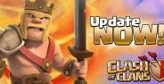 Update Clash Of Clans Oktober 2016