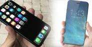 Konsep Iphone 8 Tanpa Bezel